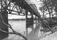 Fourth Street Bridge, Saint Charles, Missouri